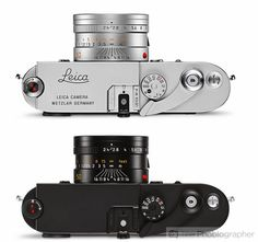Leica Announces an All New, All Mechanical Film Leica M-A Camera