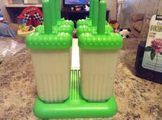 Luscious Bites: Coconut Lime Popsicles!