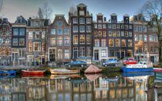 Mijn mooie Amsterdam...