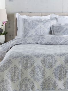 Anniston Duvet Set from Vera Wang Bedding & More on Gilt