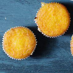 Glutenfria solrosmuffins med morot och apelsin | Recept ICA.se