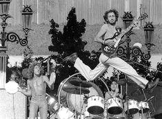 Pete Townshend, Roger Daltrey, Keith Moon