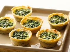 Use Pillsbury® Gluten Free refrigerated pie and pastry crust dough to make these tasty mini quiches that everyone will love!
