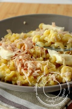 Risotto ham-shells of Jean-François Piège happypapilles. Risotto, Cooking Chef, Cooking Recipes, Healthy Recipes, Chefs, Salty Foods, One Pot Pasta, Pasta Recipes, Food Inspiration