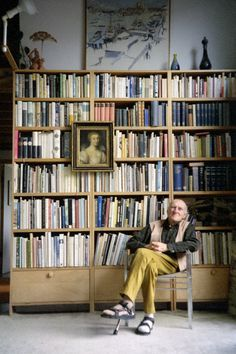 Heinz von Foerster, his books, his speeches, his life. Bookshelves, Bookcase, Home Office Space, Shelving, Ecology, Perspective, Furniture, Interiors, Design
