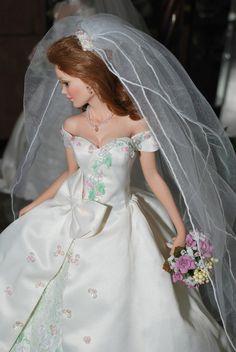 barbie brides.  cindy mcclure bride dolls |..1...5 qw