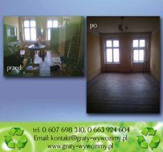 wywóz starych mebli,gratów,opróznianie mieszkań,piwnic,strychów,garaży,utylizacja starych mebli Wrocław www.graty-wywozimy.pl
