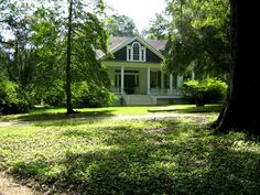 Rosemont Plantation,  Woodville,  Mississippi.  Boyhood home of Jefferson Davis.  The Davis family lived here from 1810 until 1895. The house and grounds are now a  museum.