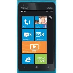 Amazon Wireless offers the Lumia 900 for a penny to new ATT customers.