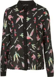 ShopStyle: Dragonfly Blouse by Sister Jane**
