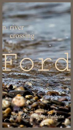 Baby Boy Name: Ford. Meaning: River Crossing. Origin: Old English. https://www.pinterest.com/vintagedaydream/baby-names/