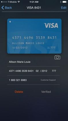 credit card payment ios - Поиск в Google