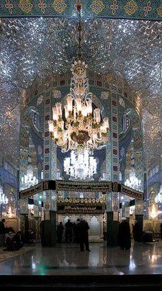 Shrine of Bibi Zainab