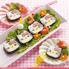 hello-kitty-sushi.jpg 500×500 píxeles