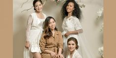 Jes Dakila: Emerging from the Crisis with Fashion, Style, and Flair Bacolod, Girls Dresses, Flower Girl Dresses, Wedding Dresses, Fashion Design, Beauty, Style, Dresses Of Girls, Bride Dresses