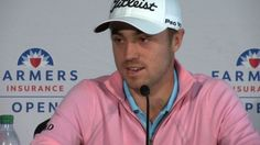 Justin Thomas comments before Farmers