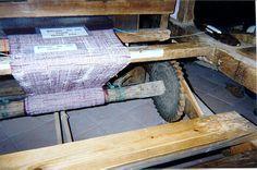 13th century Spanish loom