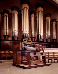 john brombaugh pipe organ builder | Opus 32, Close Up