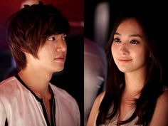 CITY HUNTER -- LEE MIN HO AND PARK MIN YOUNG
