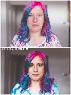 Metamorphosis www.facebook.com/joanna.manicka.makeup Makeup: Joanna Manicka Make Up Artist Photo: Studio Obrazkowe Hair: Agnieszka Pasiowiec Hair Factory