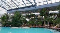 Therme Bucharest spa
