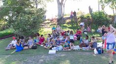Encontro de Mamães e Gestantes com Dr.Rafael Baggieri e Dra.Kenia Almeida.Parque Padra da Cebola.