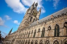 Visiting the WWI museums of Flanders -The in Flander's Fields Museum, Ypres, Belgium