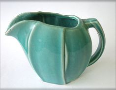 1940's tulip pitcher!