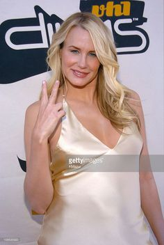 Daryl Hannah during 2004 VH1 Divas Benefitting The Save The Music Foundation - Red Carpet at The MGM Grand in Las Vegas, Nevada, United States.