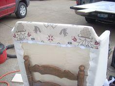 Gettysburg Homestead: Make Do Chair Tutorial