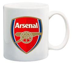 Arsenal Football Club Logo Coffee Mug Souvenir - Arsenal, Club, Coffee, Football, Logo, Souvenir