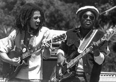 **Bob Marley & The Wailers** Santa Barbara County Bowl, Santa Barbara, CA, USA, May 31, 1976. More fantastic pictures, music and videos of *Robert Nesta Marley & His Wailers* on: https://de.pinterest.com/ReggaeHeart/ ©Jeffrey Mayer/ http://www.jeffreymayerphotography.com