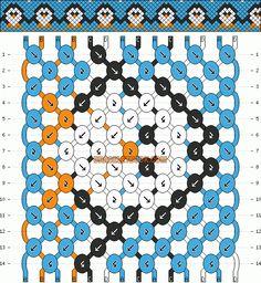 Normal Pattern #11303 on braceletbook.com