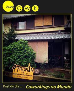 47Ronin – Kyoto (Japão) Esse espaço permite que os visitantes não apenas trabalhem no local como se alojem em suas instalações na área rural de Kyoto, com uma vista espetacular das montanhas. A ideia de fato é propiciar um ambiente que estimule projetos colaborativos, com vários eventos de networking no decorrer da estadia.