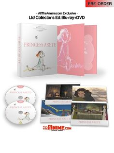Princess Arete - Ltd Collector's Ed. Blu-ray+DVD *AllTheAnime.com Exclusive* https://alltheanime.com/products/princess-arete-ltd-collectors-ed-blu-ray-dvd-alltheanime-com-exclusive?utm_campaign=crowdfire&utm_content=crowdfire&utm_medium=social&utm_source=pinterest