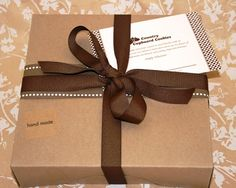 Country Cupboard Cookies Blog: New Cookie Gift Boxes