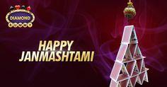#Janmashtami  Anand Umang Bhayo, Jai Ho Nand Lal Ki Nand Ke Anand Bhayo, Jai Kanhiya Lal Ki Braj Mein Anand Bhayo, Jai Yashoda Lal Ki Haathi Ghoda Paal Ki, Jai Kanhiya Lal Ki If you want to join in the celebration of Lord Krishna's birth and enjoy a game of the Online Rummy on DiamondRummy.com