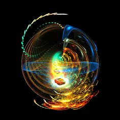 Resultado de imagen para energia planetaria gifs