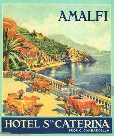 Hotel Sta Caterina, Amalfi