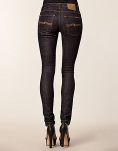 NUDIE JEANS / TIGHT JOHN's raw. High Kai 's are my fav but these are cute too!