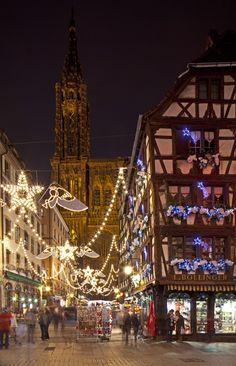 Noël strasbourgeois © Christophe Hamm #Strasbourg