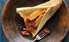 Pork Tamales Recipe ~ I've long been intimidated by the tremendous effort required to prepare those husky hunks of goodie-filled masa. Turns out there was a reason for that, the same reason that tamales are typically a special-occasion food, served during celebrations and holidays, and the same reason they're often assembled amid the convivial chaos of an all-hands-on-deck tamalada: they're exhausting.