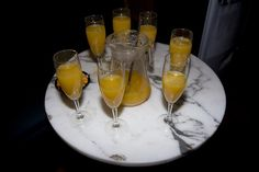Agua de Valencia - Tapas Tour Flute, Tapas, Alcoholic Drinks, Champagne, Wine, Tableware, Glass, Food, Dinnerware