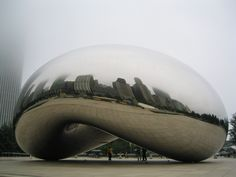 anish kapoor: reflectivity | fluctuating distortion of space