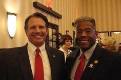 Chuck Gray & Congressman Allen West