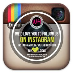 We'd love to connect with you on Instagram http://www.instagram.com/wetherbyhour