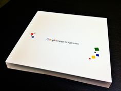 Monday Morning, Delivery from google! :)