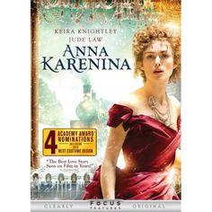 Now on DVD #AnnaKarenina
