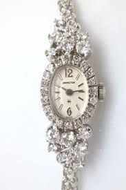 Image result for diamond watch vintage
