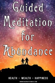 The Abundance Meditation is here to guide you while you reinforce abundance of joy, good health, and prosperity in your life. #asmr #meditation #positivevibes Our content is focused on meditation, mindfulness, and positive affirmations for your mind, body, and spirit. Explore our guided meditations, relax and leave the days stresses behind.